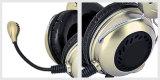 Écouteurs sonores de l'ordinateur portable Hz-322 avec le microphone