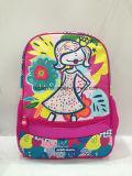 Beau sac à dos d'étudiante pour l'école
