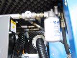 De riem Gedreven Olie Ingespoten Compressor van de Lucht van de Schroef Roterende (KB18-13)