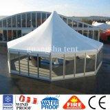 Напольный шатер Gazebo алюминиевого сплава шестиугольный