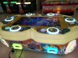 La máquina estupenda de la pesca de la máquina de ranuras de la máquina de juego del cazador de los pescados