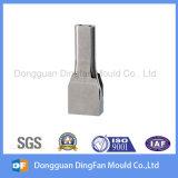 Piezas de metal modificadas para requisitos particulares de la pieza del CNC que trabajan a máquina para el molde de la pieza inserta