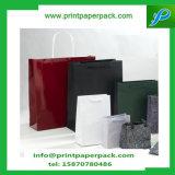Londres grand paquet présente le sac de luxe de cadeau de papier d'emballage