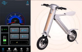 Faltendes elektrischer Mobilitäts-Roller-elektrisches Motorrad