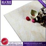 Juimsi Keramik-neue Degisn glasig-glänzende Fußboden-Fliese 600X600mm