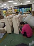 Het moderne Bed van het Leer van Tatami van de Stijl voor het Meubilair Fb8152 van de Woonkamer