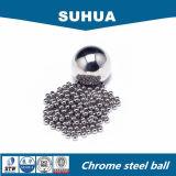 Esfera de aço inoxidável do uso AISI304/304L do rolamento