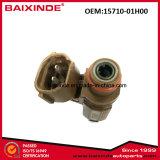 스즈끼 GSX-R600 GSX-R750 2006-2009년을%s 15710-01H00 연료 분사 장치 분사구 EAT255