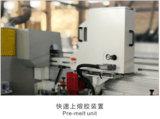 、角のトリミング前製粉する、イタリアデザイン高速自動端のバンディング機械に溝を作る底