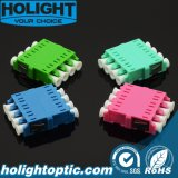 Quadrato di LC dell'adattatore della fibra senza flangia