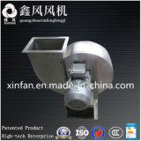 Ventilatore centrifugo industriale dell'acciaio inossidabile di Dz250L