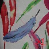 Telas de seda da impressão para Digitas Chiffon