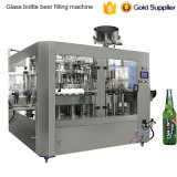 Machine de conditionnement remplissante de mise en bouteilles de boissons automatiques de bière