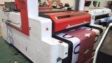CCD Camera Laser Cutting Machine CNC Label / Logo / Cuir / Tissu / Paper Visual Cutter