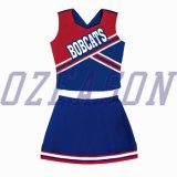 Nouveaux Cheerleading Sportswear Girls Cheerleading Crop Tops and Skirts (CL009)