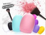 Het Schonere Ei van de Borstel van de Make-up van het silicone
