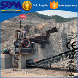Trituradora de piedra usada caliente de la mina grande