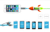 Специальное Deisgn 2 в 1 цветастом данном по низкой цены поручая квартиру кабеля USB для галактики S7 Samsung/Я-Телефона LG/Huawei/