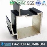Perfil de aluminio modificado para requisitos particulares de África Asia para la ventana y la puerta