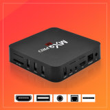 Cadre intelligent IPTV de l'Internet TV d'Ott d'arrivée de Mxq de PRO Amlogic S905 boîtier décodeur neuf de l'androïde 6.0 3D 4k