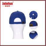 Marchio ricamato abitudine promozionale superiore del berretto da baseball del cotone