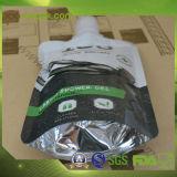 Heißer Verkauf Doypack Saft-Verpackungs-Beutel mit Spitzentülle