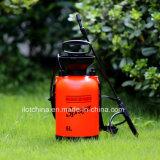 Спрейер давления рюкзака высокого качества 3-8L Ilot с основанием и воронкой