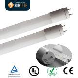 Luz rentable del tubo de la UL Dlc ETL 110lm/W 18W los 4FT T8 LED