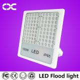 luz de inundación al aire libre del proyector de la luz LED de 100W 10500lm