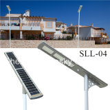 IP impermeabile solare 65 dell'indicatore luminoso di via 10W-40W