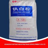 Cristal blanco del dióxido Titanium de la alta calidad del polvo