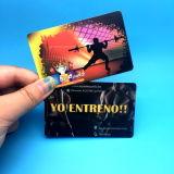 Offsetdruck EPC CR80 Kunststoff 1k / 2k / 4k LF / HF / UHF ISO 14443A HF-RFID / NFC-Karte für Identifikation / Mitgliedschaft