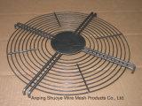Butoirs électriques soudés de ventilateur de refroidissement de fil