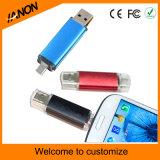 Bastone del USB dell'azionamento OTG dell'istantaneo del USB di OTG 2.0