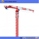 タワークレーンの製造業者の中国のFlattopタワークレーン
