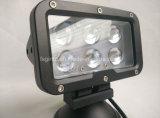 Lumière de travail de 60W DEL de la lumière 5.5 de travail du rectangle 4D '' (GT1026-60W)