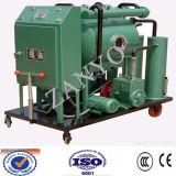 Purificador de óleo combustível pequeno para remoção de água