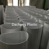 큰 ASA 의 PVC Anntenna 레이더덮개를 위한 플라스틱 밀어남 단면도