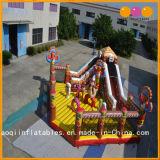 Спортивная площадка Funcity Infltable высокого качества цены по прейскуранту завода-изготовителя индийская крытая для сбывания (AQ01571)
