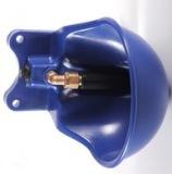 Plastikviehbestand-Zufuhr-trinkende Filterglocke