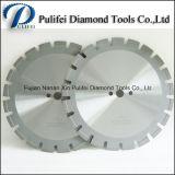 Horizontal Vertical de corte de sierra de diamante lámina para la piedra Planta cortamuros sierra de mano de sierra