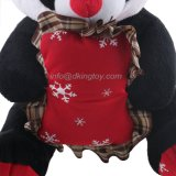 축제 선물에 의하여 채워지는 판다 견면 벨벳 동물 장난감