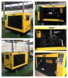 generatore diesel portatile freddo dell'aria insonorizzata di 6.0kw 50Hz/6.5kw 60Hz