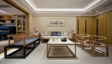 Muebles antiguos del conjunto de dormitorio del hotel de la madera del estilo chino