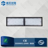 Luz linear caliente IP65 de la bahía del blanco 120W LED alta