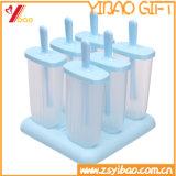 Gelado Muold do silicone do produto comestível do FDA