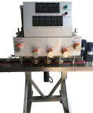 آليّة ألومنيوم غطاء يلولب يغطّي آلة