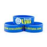 Promotion Gift Silicone Rubber Wrist Band