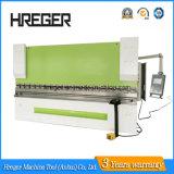 Гидровлическая гибочная машина стальной плиты Wc67y-63X3200