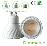 Regulable Ce 3W GU10 LED